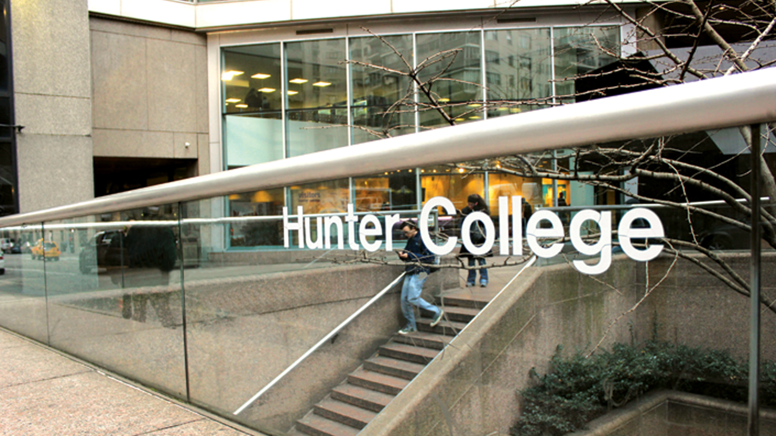 Hunter College subway station