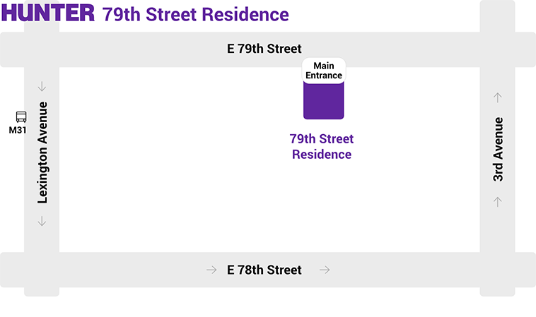 79th-street-residence-map