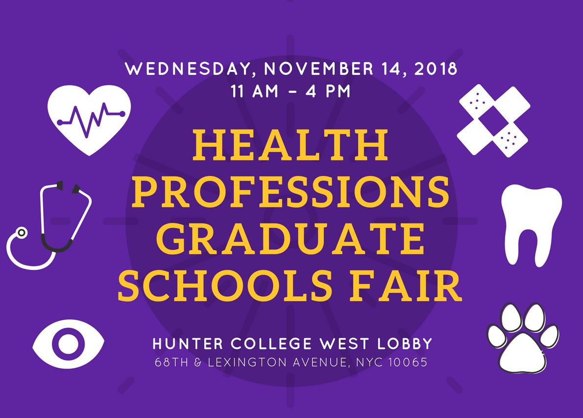 4th Annual Hunter College Health Professions Graduate