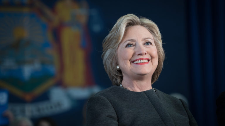 Hillary Rodham Clinton to deliver the 219th Hunter College Commencement Address