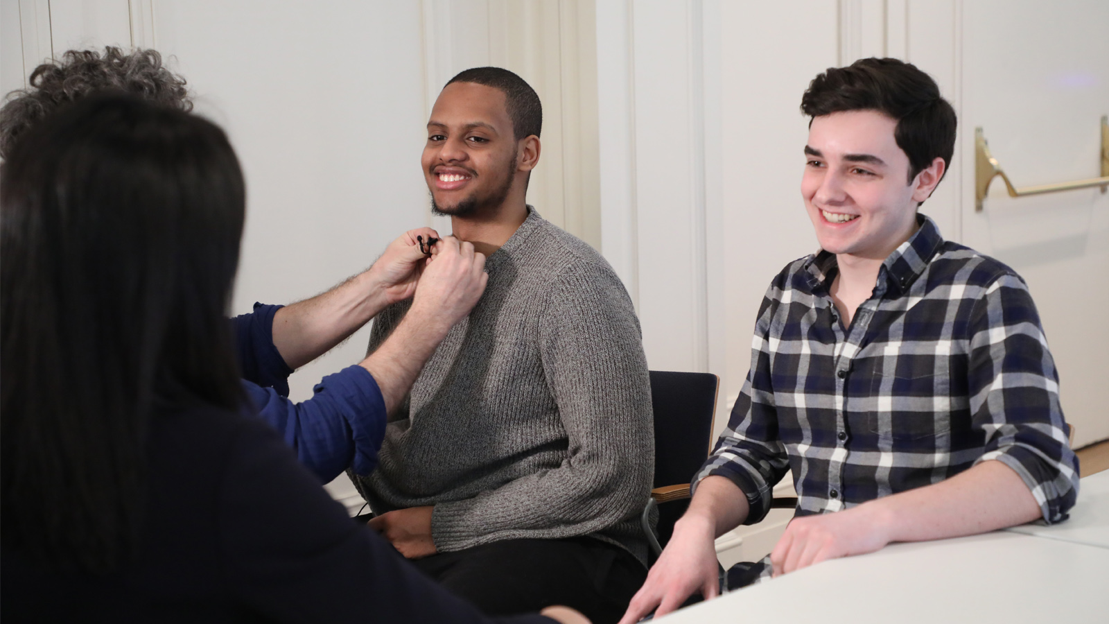 NBC Nightly News speak with Hunter College students