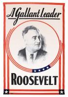 Vintage Roosevelt poster