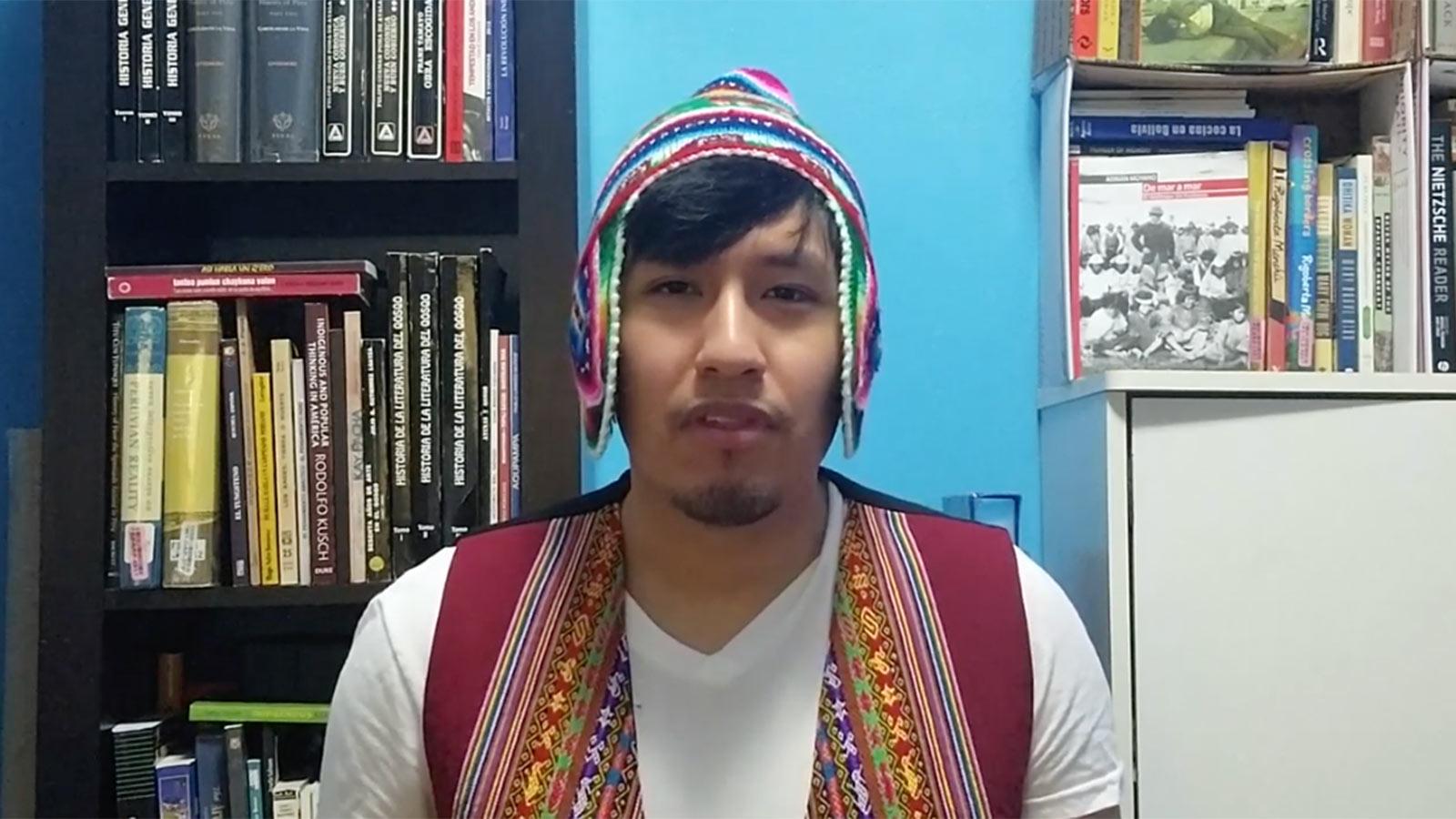 Arnold Arnez: Indigenous Latinos?