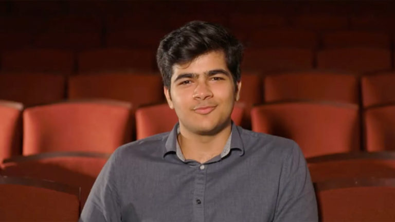 Student at Atlantic Theatre