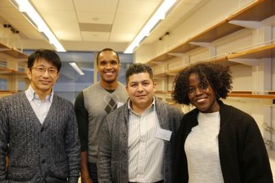 cornell belfer research team