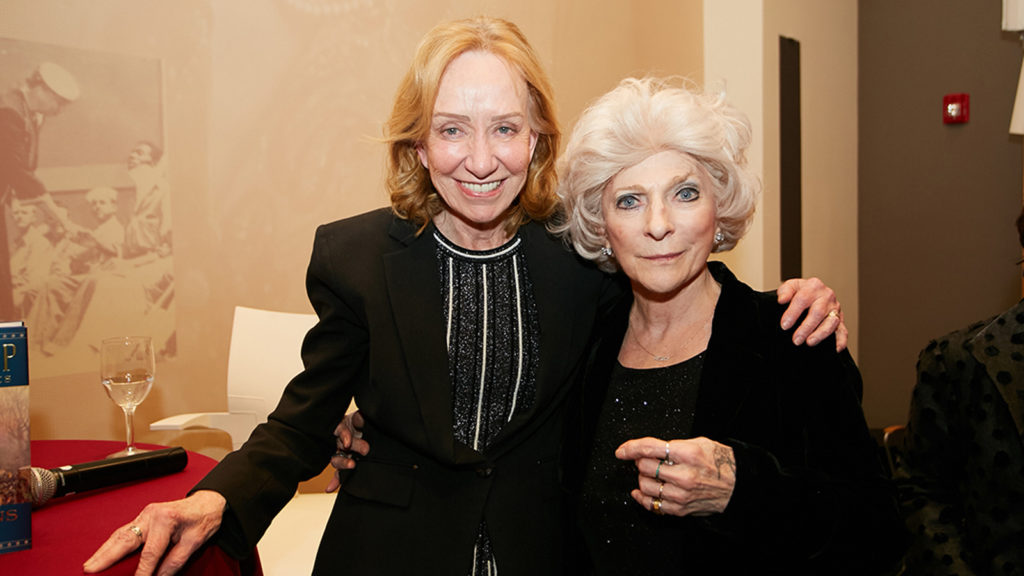 Doris Kearns Goodwin and Judy Collins