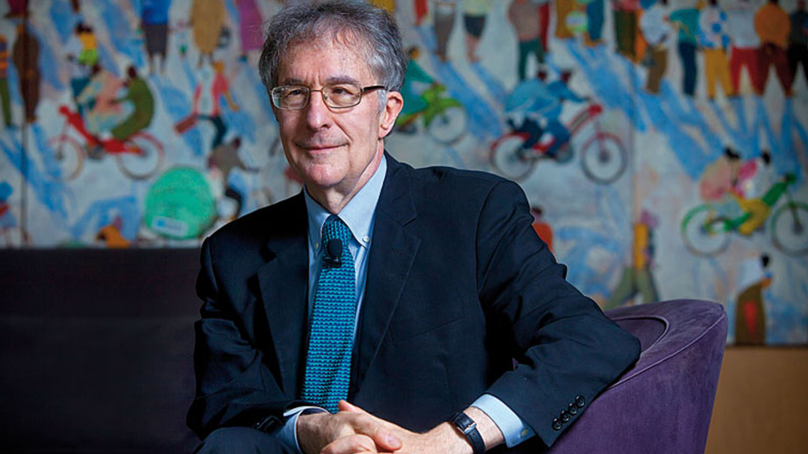 Howard Gardner (Photo by Jordi Play)