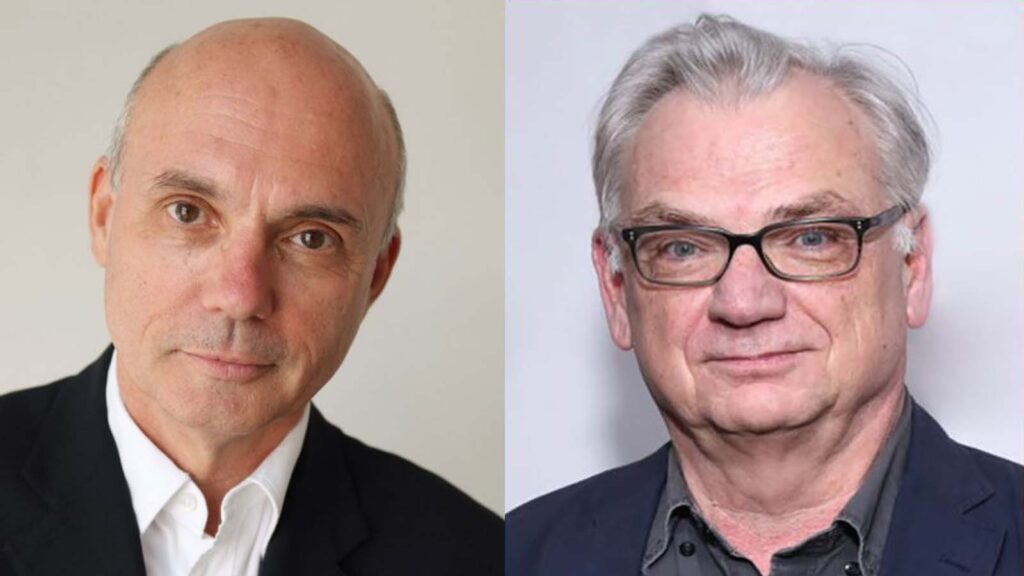 Greg Mosher and Richard Nelson