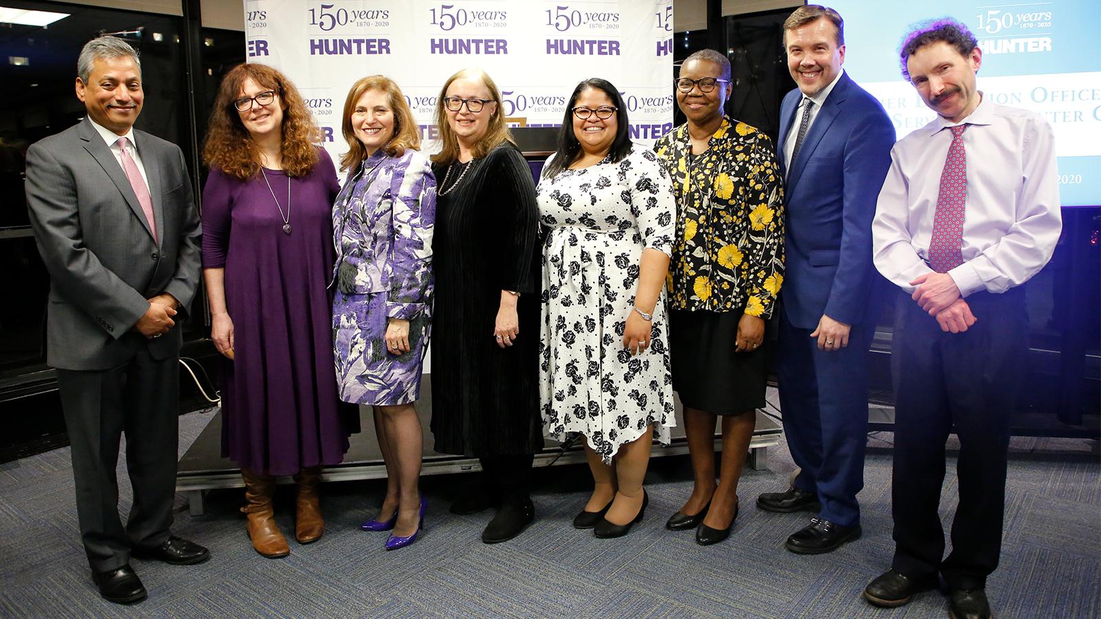 2020 HEO Award Winners
