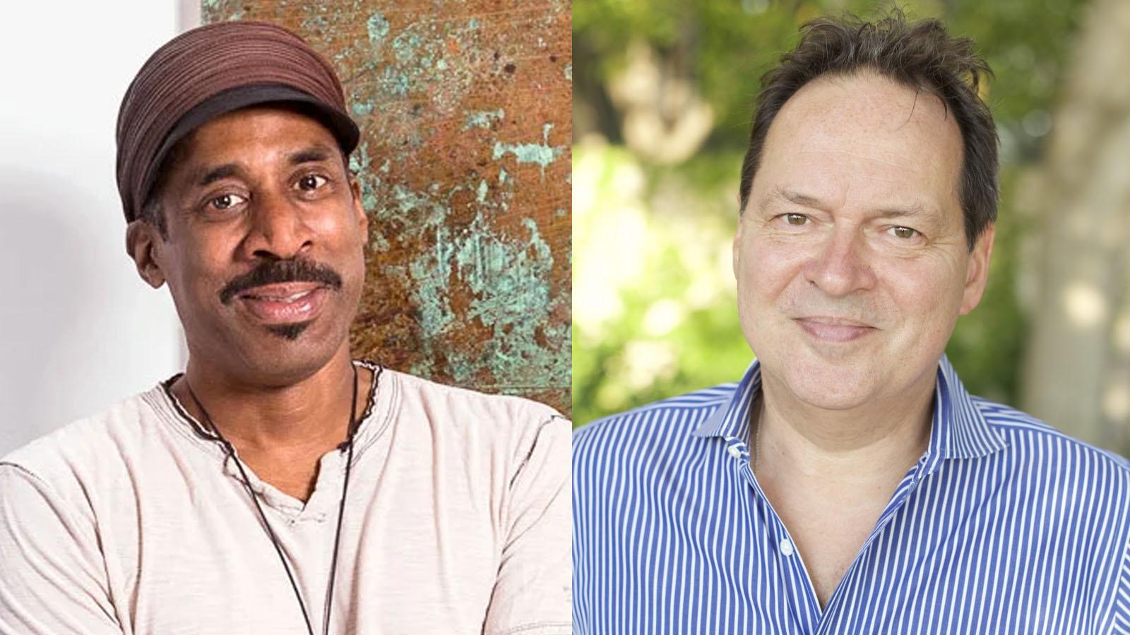 Nari Ward and Joachim Pissarro