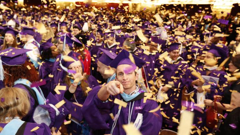 Hunter College graduate