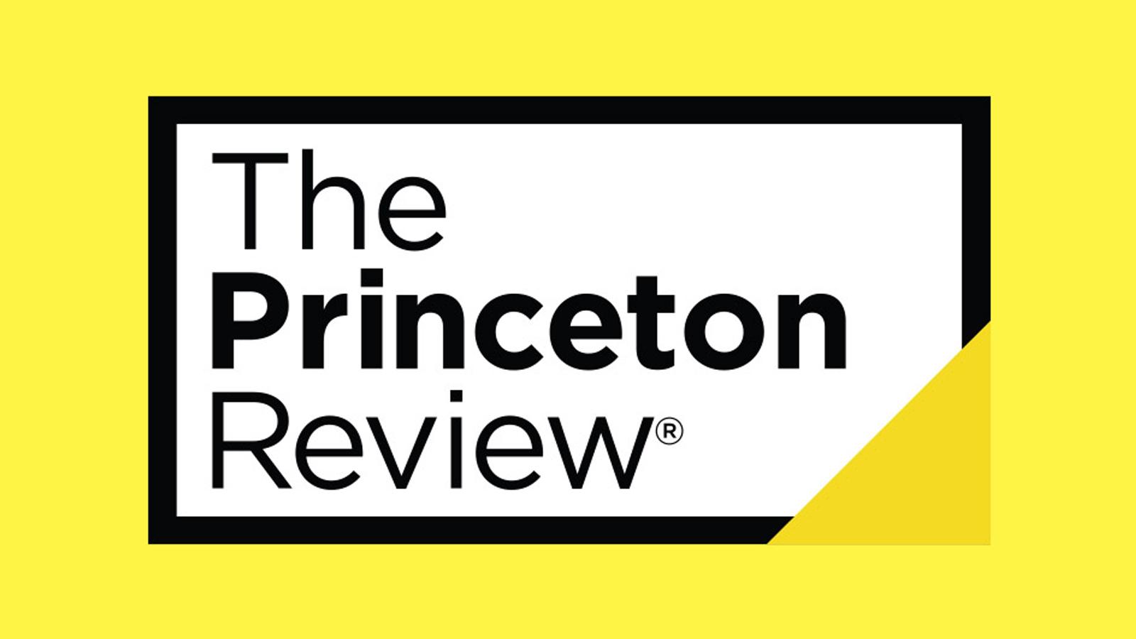 The Princeton Review Logo
