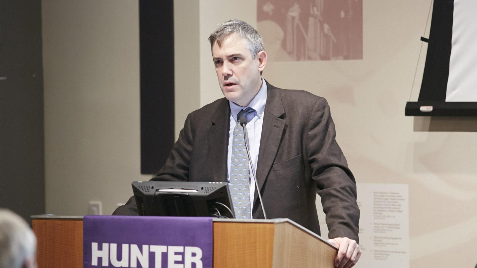 Professor William Solecki