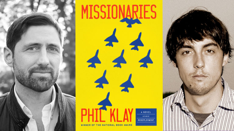 Phil Klay and Matt Gallagher