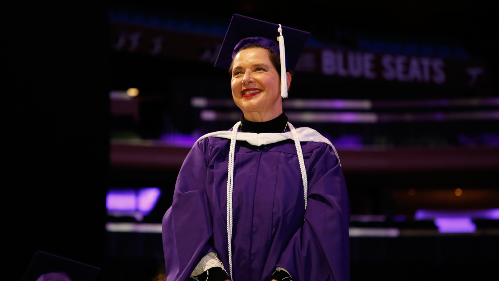 Isabella Rossellini Commencement