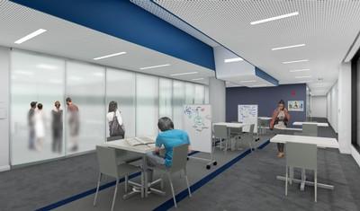 Pre-Professional Center 3D rendering