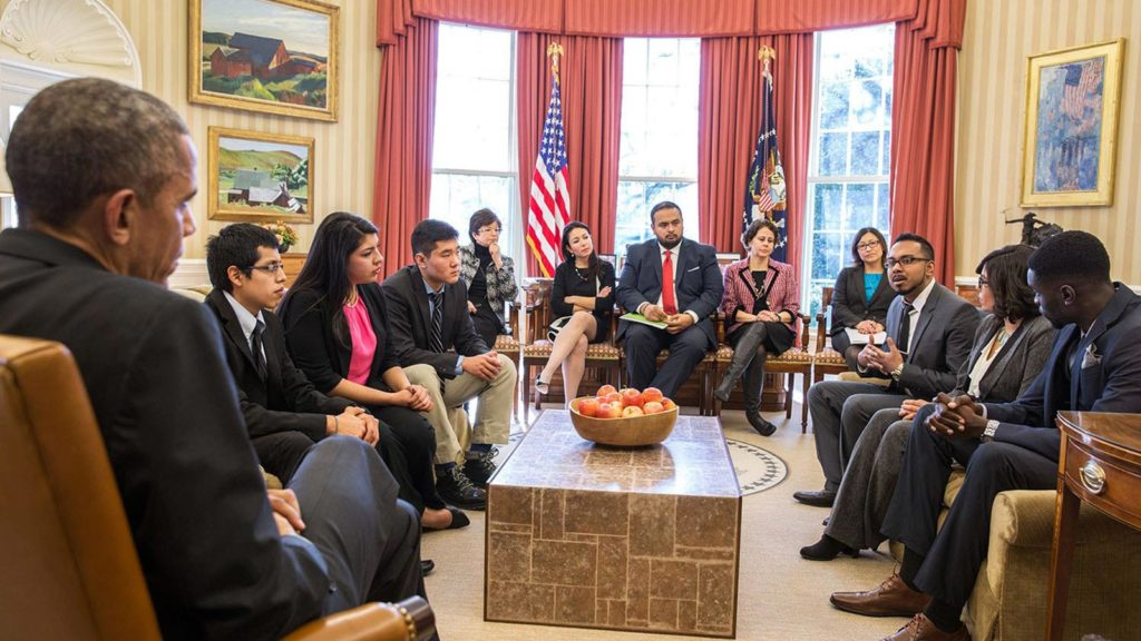 obama rishi singh oval office