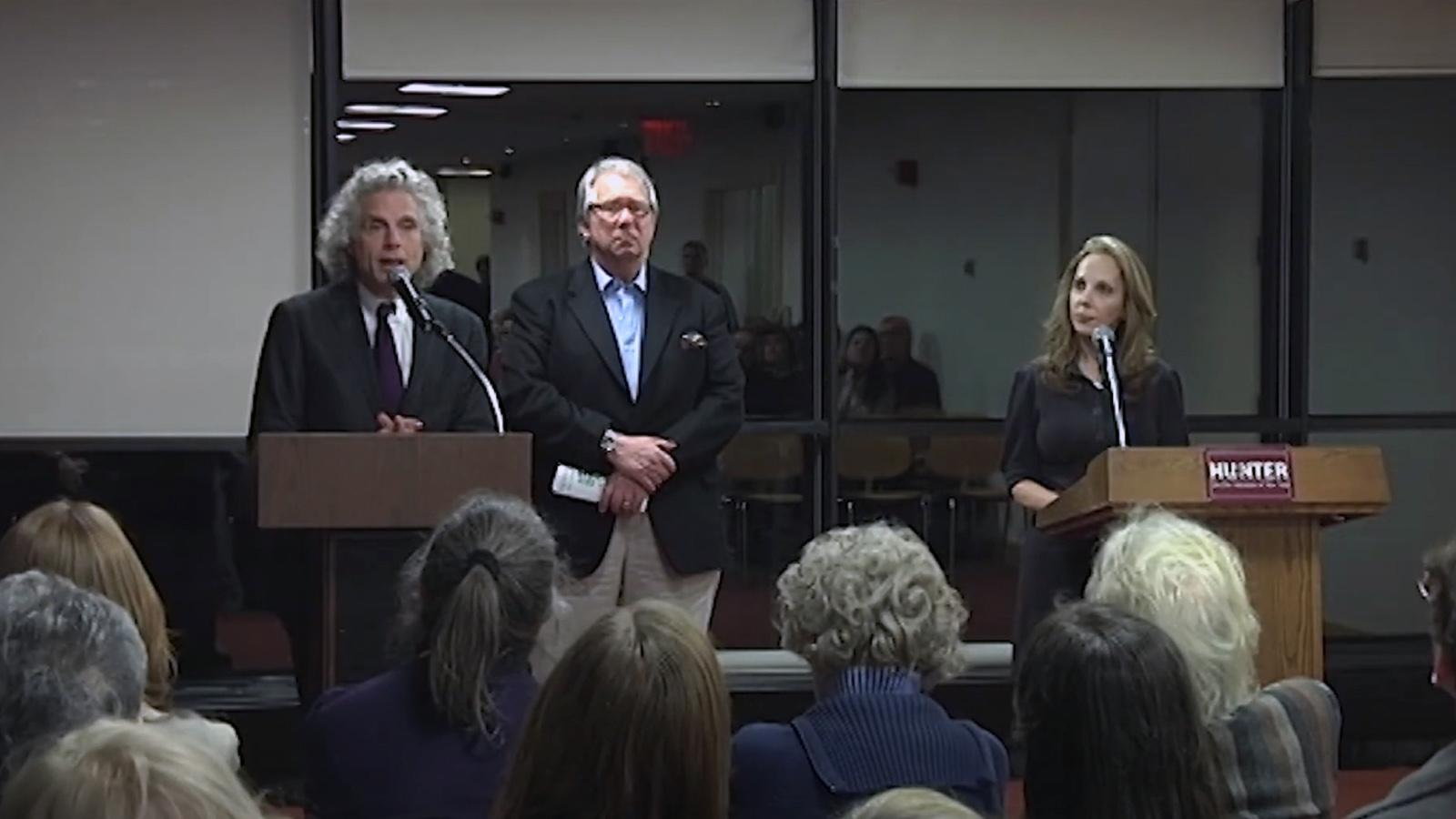 Steven Pinker & Rebecca Goldstein