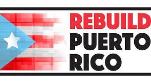 Rebuild Puerto Rico logo