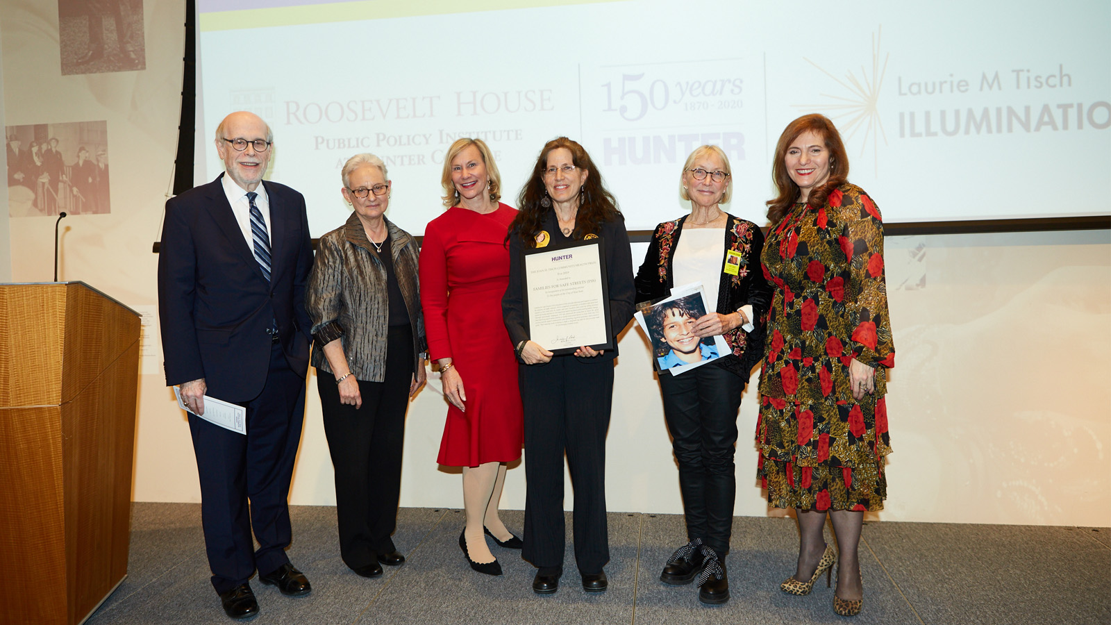Joan H. Tisch Community Health Prize for Excellence