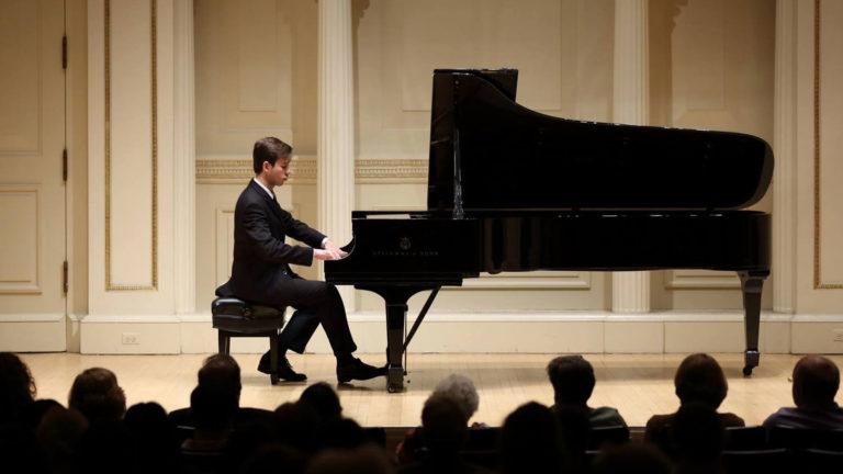 robert bronchard recital