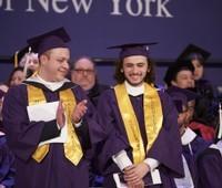 Hunter valedictorians