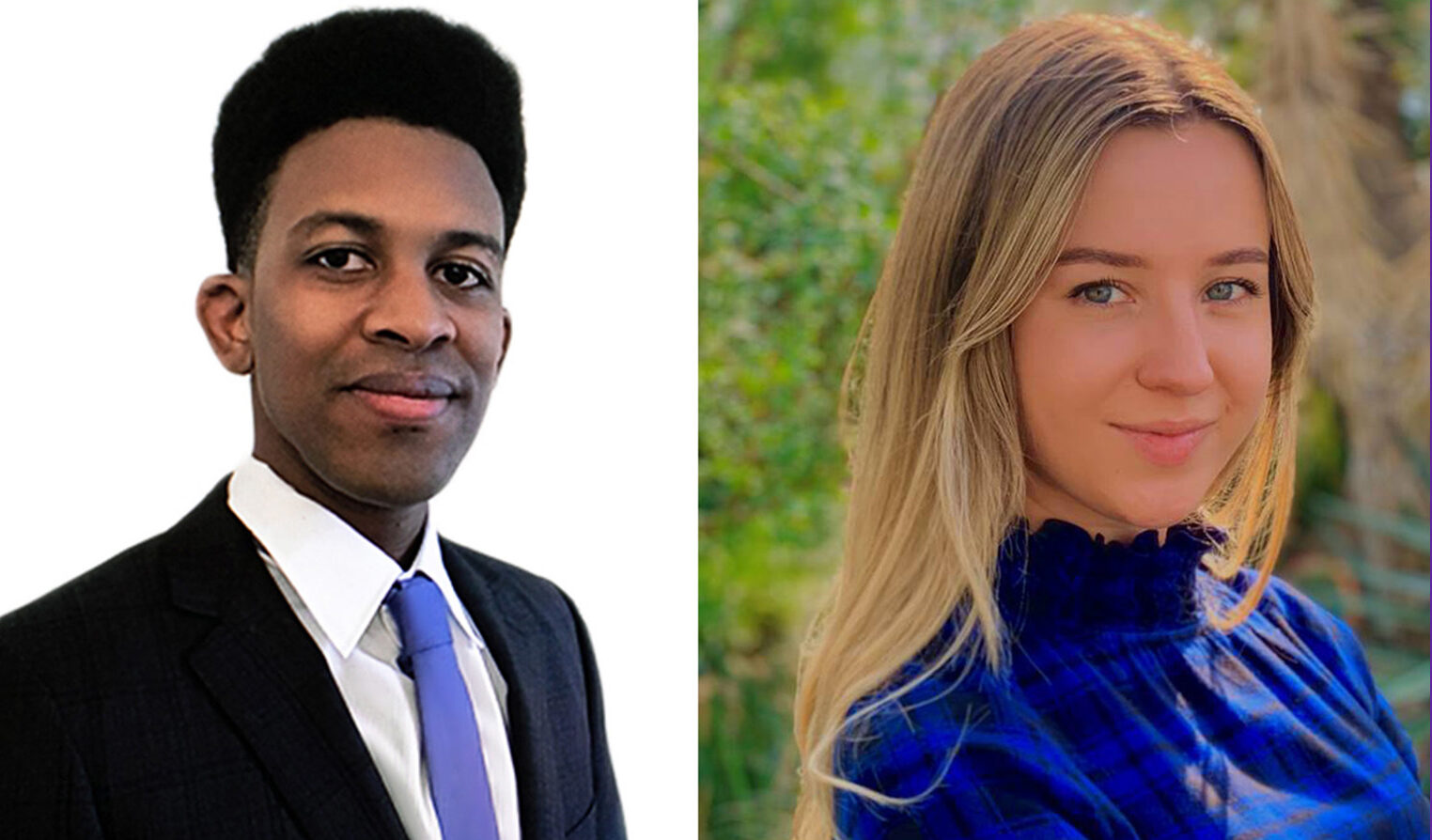 Hasani Arnold '19 and Margarita Labkovich '17 to Study Global Affairs in Beijing Next Fall