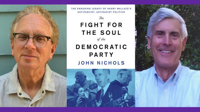 John Nichols and David Wallace Douglass