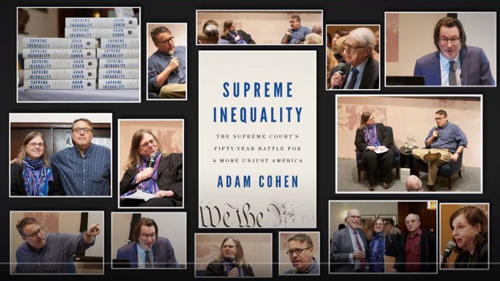 Supreme Inequality book cover