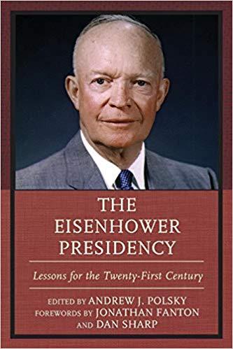 The Eisenhower Presidency book jacket