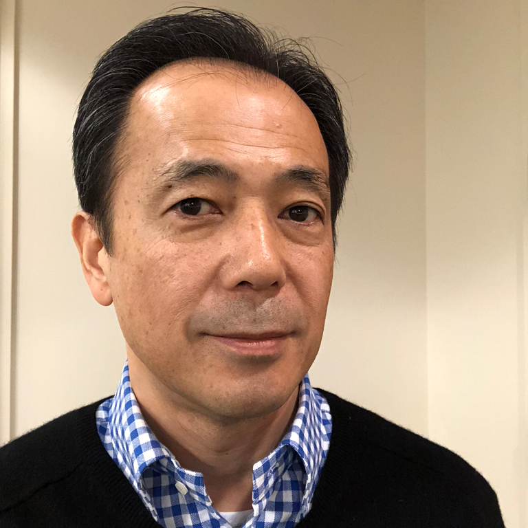 Dr. Toshiaki Mitsudome